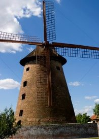 Karcag Old Wind Mill